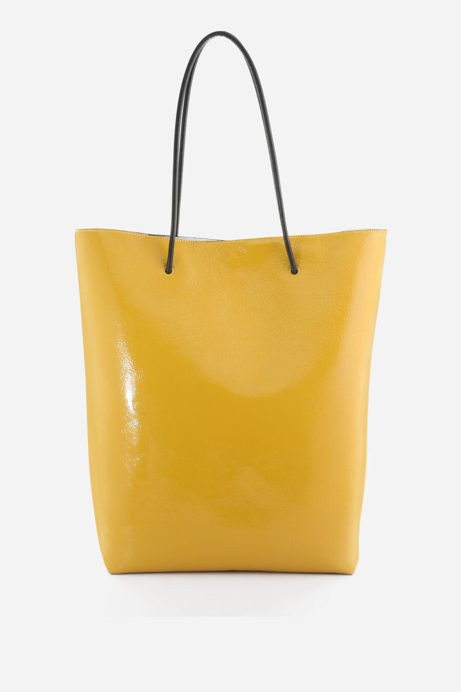 SHOPPING-BAG-KELLY-VERNICE-GIALLO_1